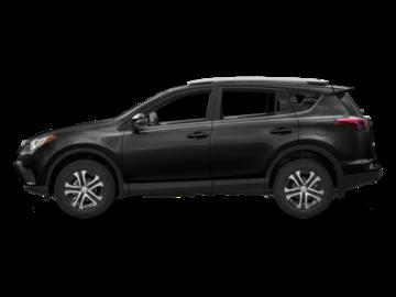Build and price your 2017 Toyota RAV4