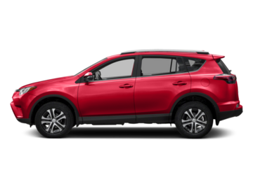 Build and price your 2018 Toyota RAV4