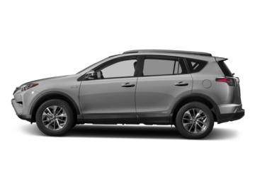 Build and price your 2017 Toyota RAV4 Hybrid