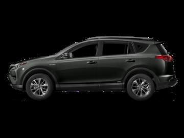 Build and price your 2018 Toyota RAV4 Hybrid