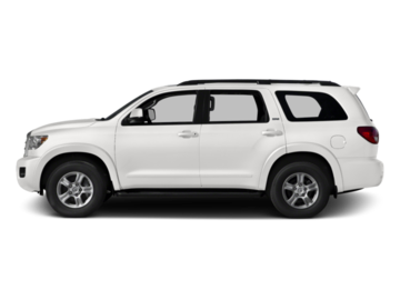 Build and price your 2017 Toyota Sequoia