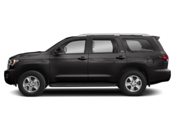 Build and price your 2018 Toyota Sequoia