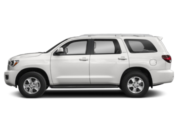Build and price your 2019 Toyota Sequoia