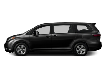 Build and price your 2017 Toyota Sienna