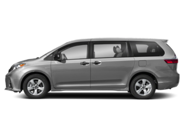 Build and price your 2018 Toyota Sienna