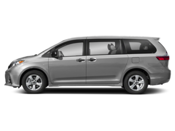 Build and price your 2019 Toyota Sienna