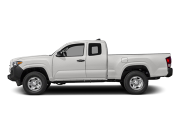 Build and price your 2017 Toyota Tacoma