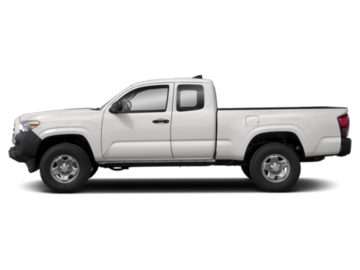 Build and price your 2019 Toyota Tacoma