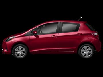 2019 Toyota Yaris Hatchback