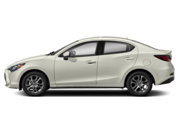 Build and price your 2019 Toyota Yaris Sedan