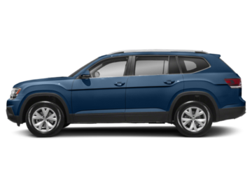 Build and price your 2018 Volkswagen Atlas