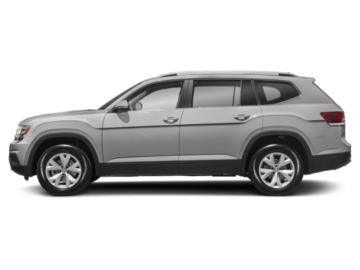 Build and price your 2019 Volkswagen Atlas