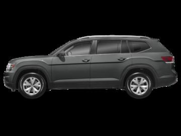Build and price your 2019 Volkswagen Atlas