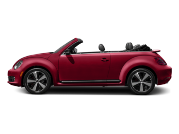 Build and price your 2016 Volkswagen Beetle Convertible