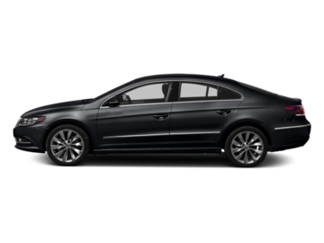 Build and price your 2016 Volkswagen CC