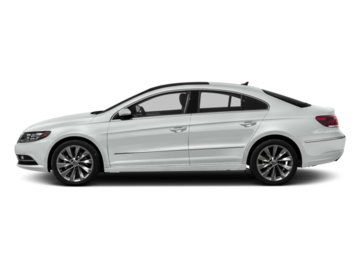 Build and price your 2017 Volkswagen CC