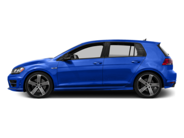 Build and price your 2016 Volkswagen Golf R