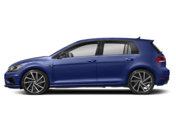 Build and price your 2019 Volkswagen Golf R