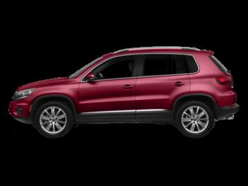 Build and price your 2016 Volkswagen Tiguan
