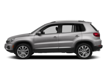 Build and price your 2017 Volkswagen Tiguan
