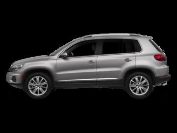 Build and price your 2017 Volkswagen Tiguan
