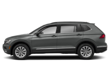 Build and price your 2018 Volkswagen Tiguan