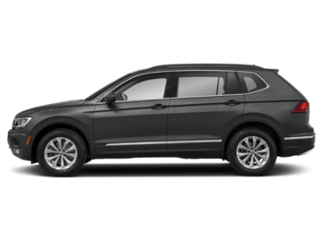 Build and price your 2019 Volkswagen Tiguan