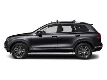 Build and price your 2016 Volkswagen Touareg