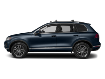 Build and price your 2017 Volkswagen Touareg