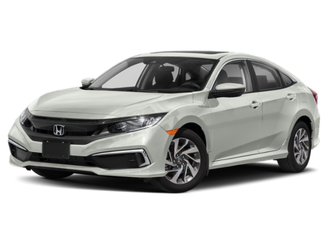 2020 Honda Civic Sedan SDN EX