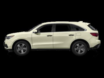 Configurateur & Prix de Acura MDX 2016