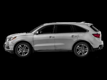 Acura MDX Hybrid  2017