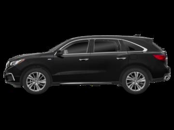 Acura MDX Hybrid  2018