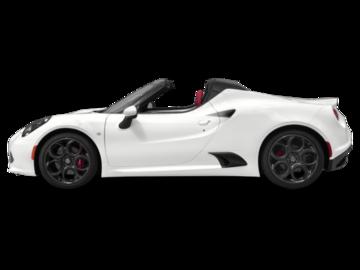 Configurateur & Prix de Alfa Romeo 4C Spider 2019