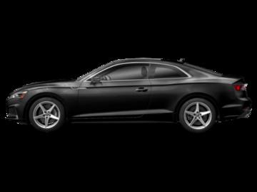 Configurateur & Prix de Audi A5 coupé 2018