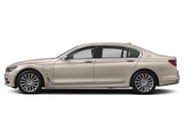 BMW 740Le xDrive 7 Series  2018
