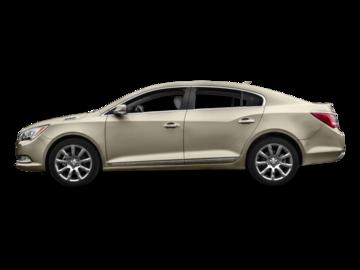 Configurateur & Prix de Buick LaCrosse 2016
