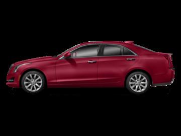 Configurateur & Prix de Cadillac ATS berline 2018