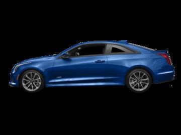 Configurateur & Prix de Cadillac ATS-V coupé 2017