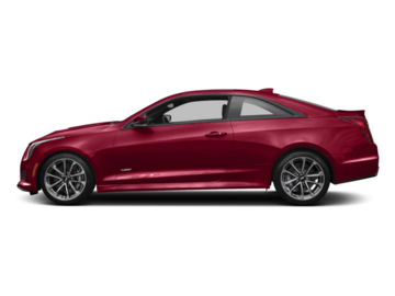 Configurateur & Prix de Cadillac ATS-V coupé 2018