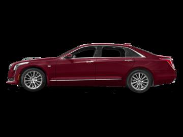 Cadillac CT6 Sedan  2017