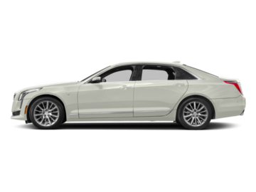 Cadillac CT6 Sedan  2018