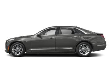 Cadillac CT6 Sedan Hybrid  2017