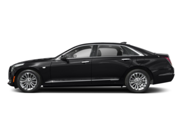 Cadillac CT6 Sedan Hybrid  2018