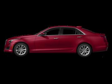 Configurateur & Prix de Cadillac Berline CTS 2017
