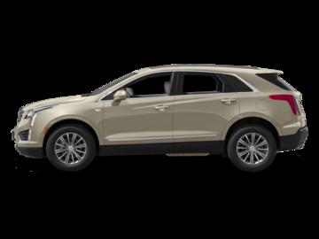 Configurateur & Prix de Cadillac XT5 2017