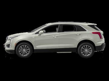 Configurateur & Prix de Cadillac XT5 2018