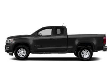 Configurateur & Prix de Chevrolet Colorado 2017
