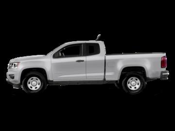 Configurateur & Prix de Chevrolet Colorado 2018
