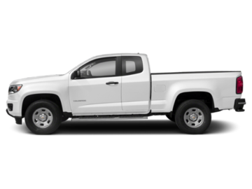 Configurateur & Prix de Chevrolet Colorado 2019